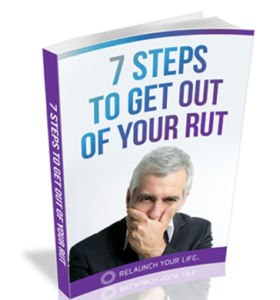 7 Steps to Get Out of Your Rut - Ebook Cover